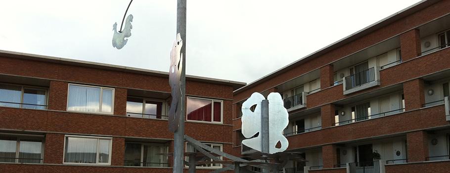 Kunstwerk Zuiderpoort